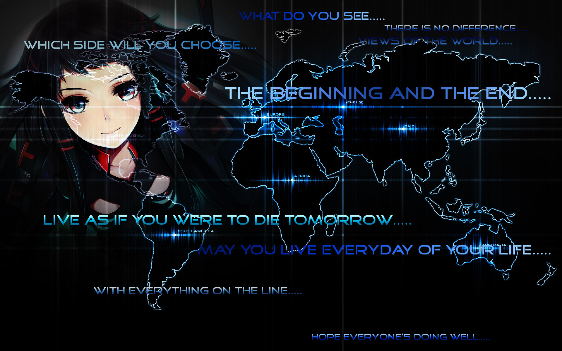 The world this world is just like games world map black wallpaper copy gumiabroncs Image collections